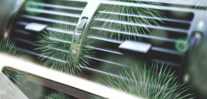 Klimaanlage Auto desinfizieren